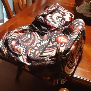Vera Bradley Backpack & Lunch Pack